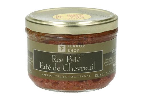 De Veurn' Ambachtse Paté de Chevreuil - Artisanal 180 g