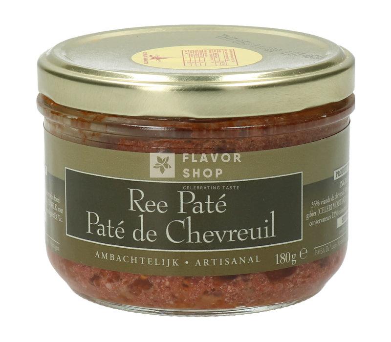 Paté de Chevreuil - Artisanal 180 g