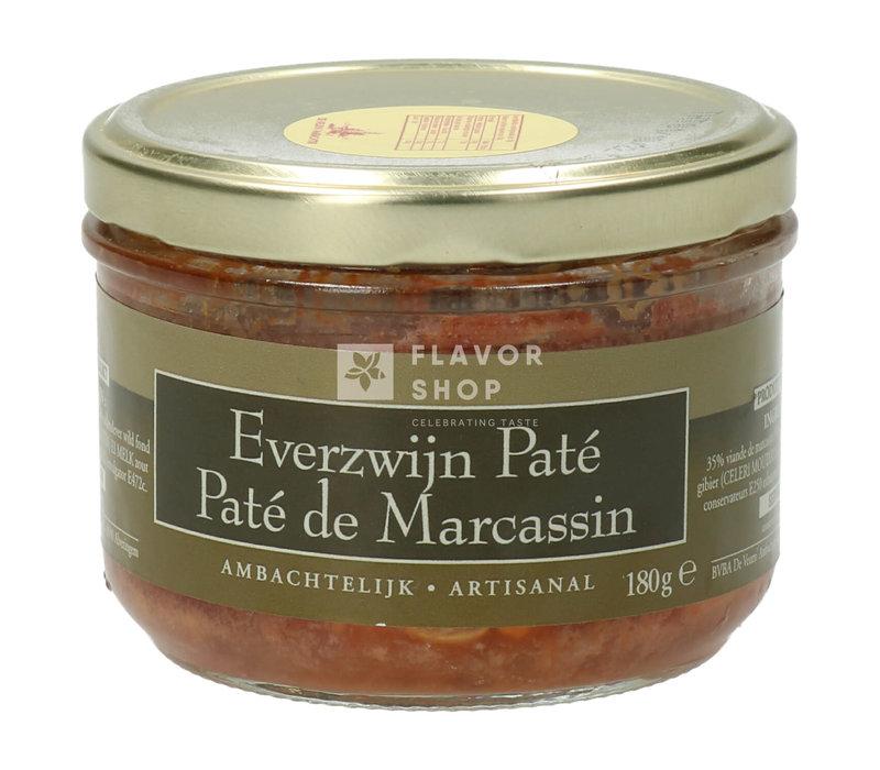 Everzwijn paté - Ambachtelijk 180 g
