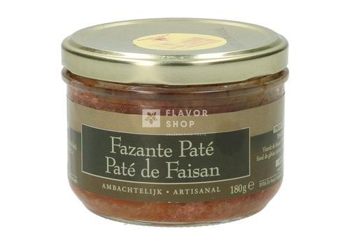 De Veurn' Ambachtse Paté  de Faisan - Artisanal 180 g