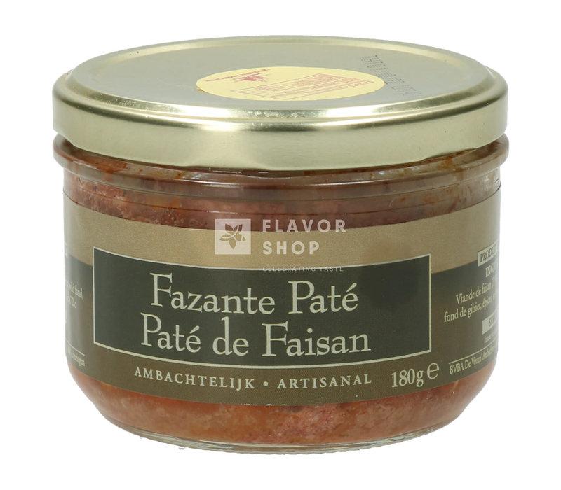 Fazante paté - Ambachtelijk 180 g