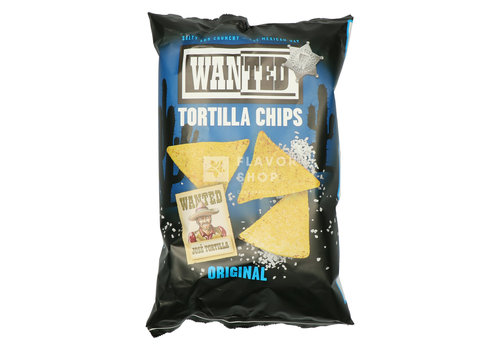 Wanted Tortilla Chips Salt