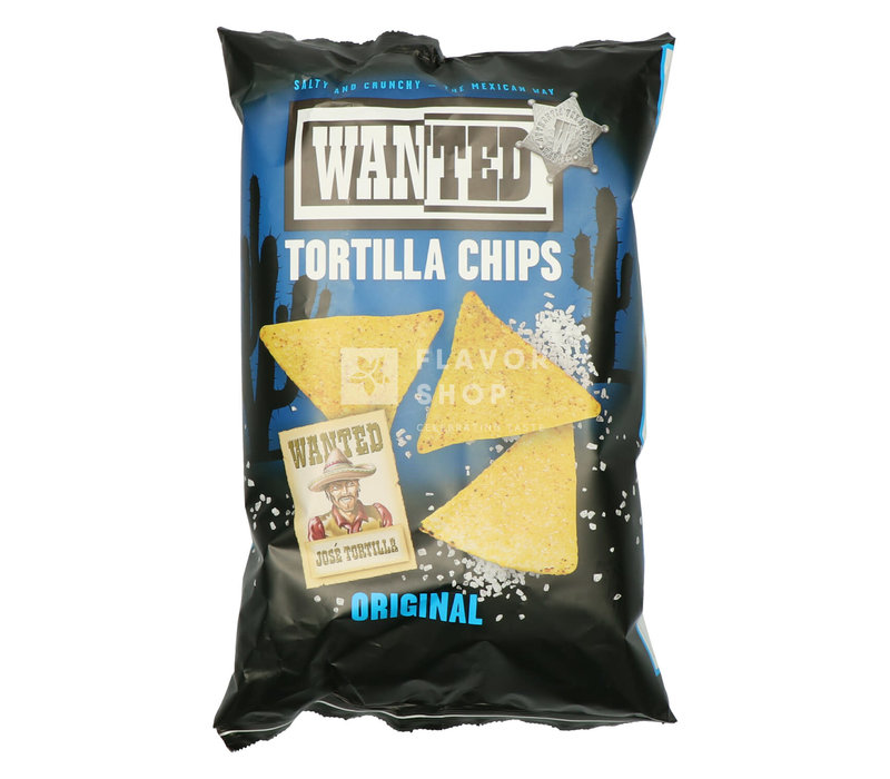 Tortilla Chips au Sel