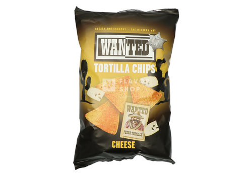 Wanted Tortilla Chips Cheese