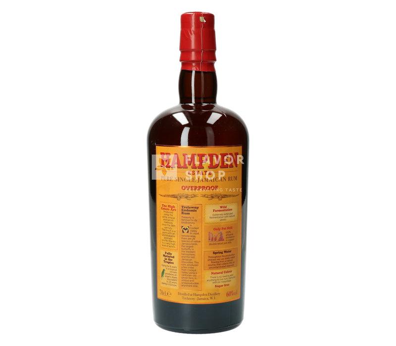 Hampden Estate Rum Overproof 60°