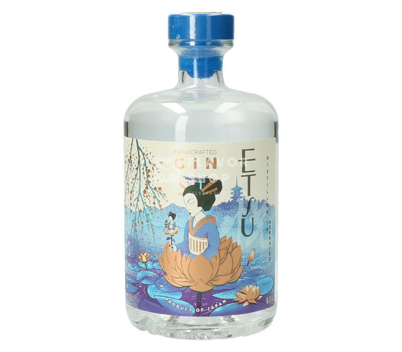 Gin japonais Etsu