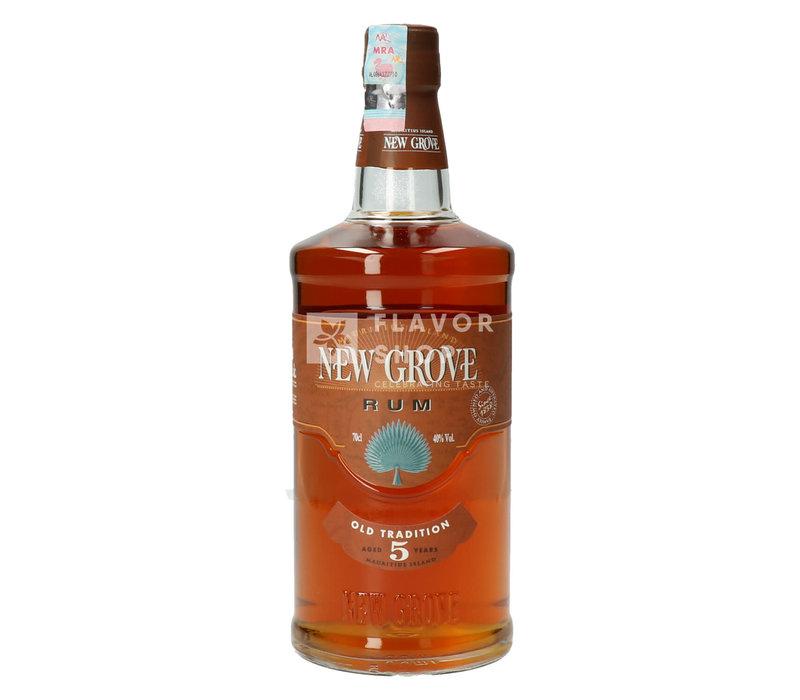 New Grove 5Y Rum