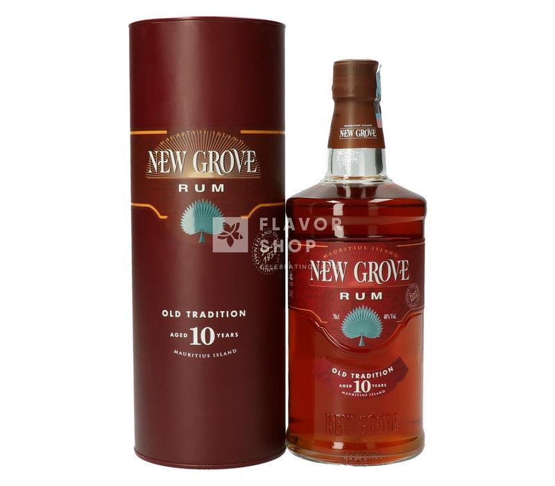 New Grove 10Y Rum