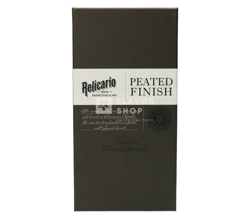 Relicario Ron Peated Finish - Rum uit Dominicaanse Republiek