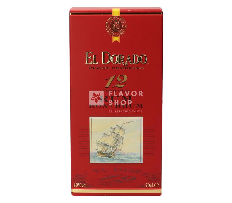 El Dorado Rum 12 Years