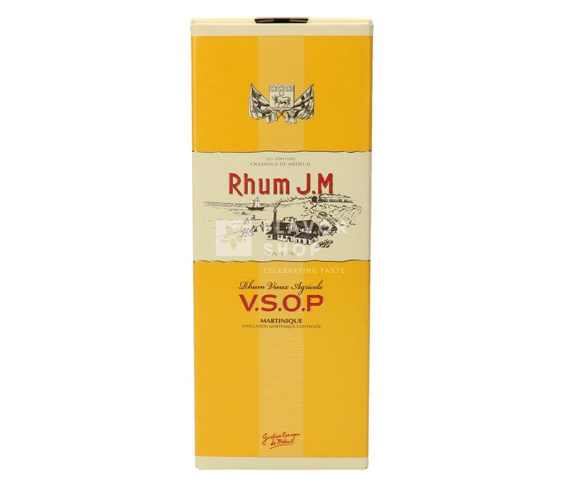 J.M. Rhum Agricole VSOP