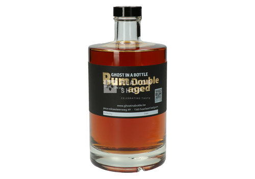 Ghost in a Bottle Rum Double Aged 70 cl
