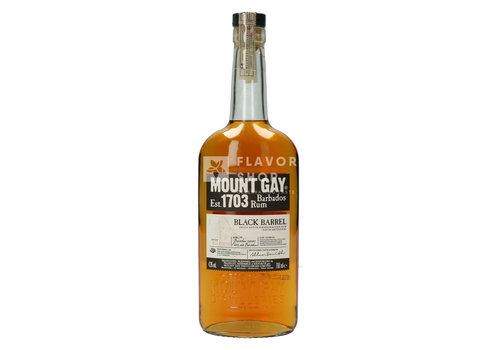 Mount Gay Black Barrel Rhum