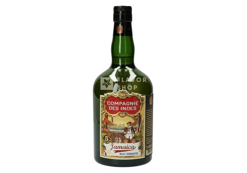 Compagnie des Indes Rum Compagnie des Indes 5Y Navy Strength