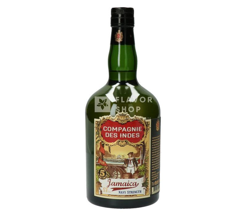 Rum Compagnie des Indes 5Y Navy Strength