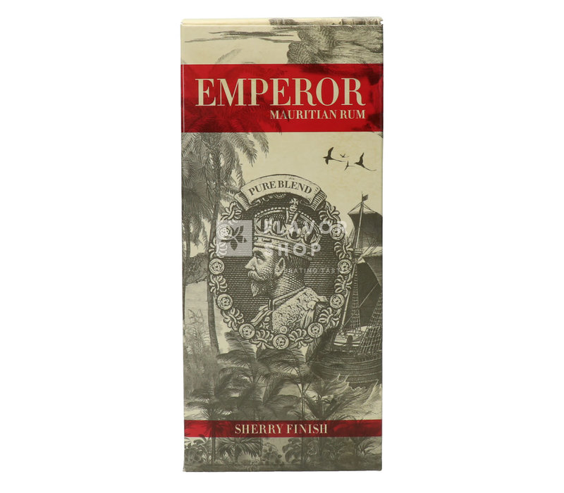 Rhum Emperor Sherry Cask