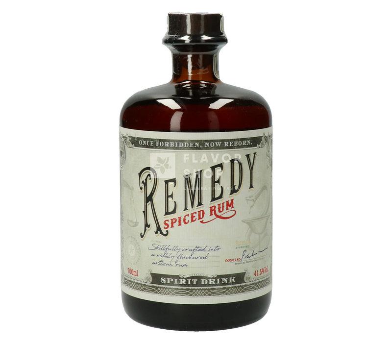 Remedy - Rhum épicé