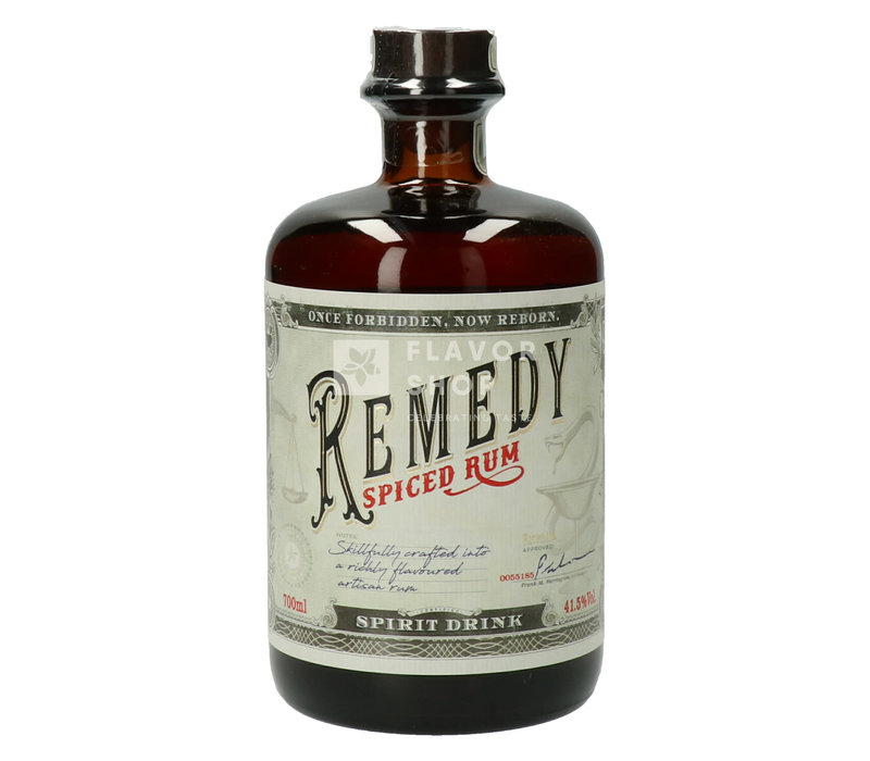 Remedy - Spiced Rum