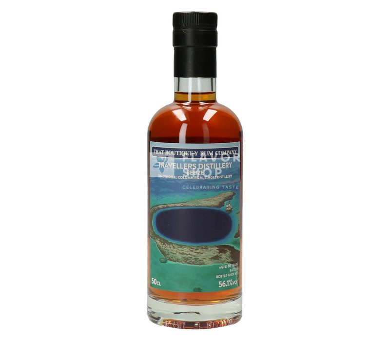 That Boutique-Y Belize Rum 10Y Batch 1