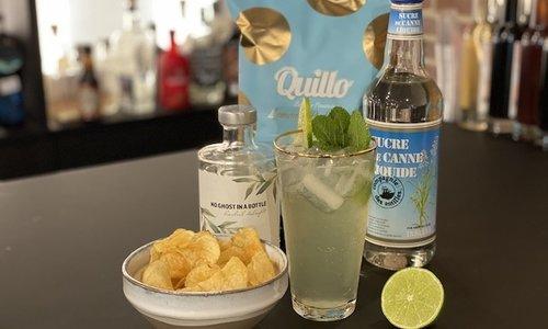 Apero: The Free Mule Mocktail + Hapje