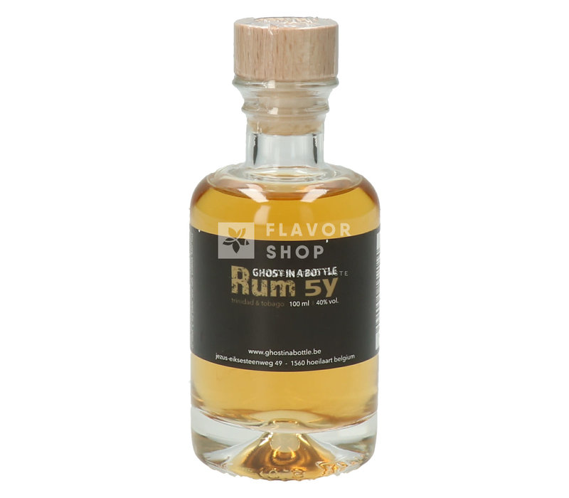 Rum 5y 10cl Ghost in a Bottle