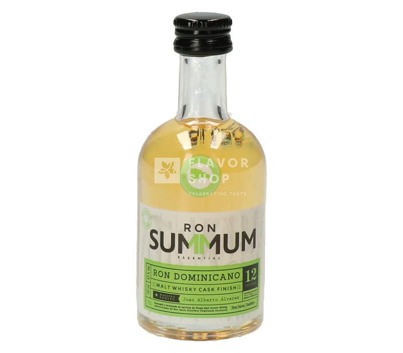 Summum / Cañero Whisky Finish Mini 5cl