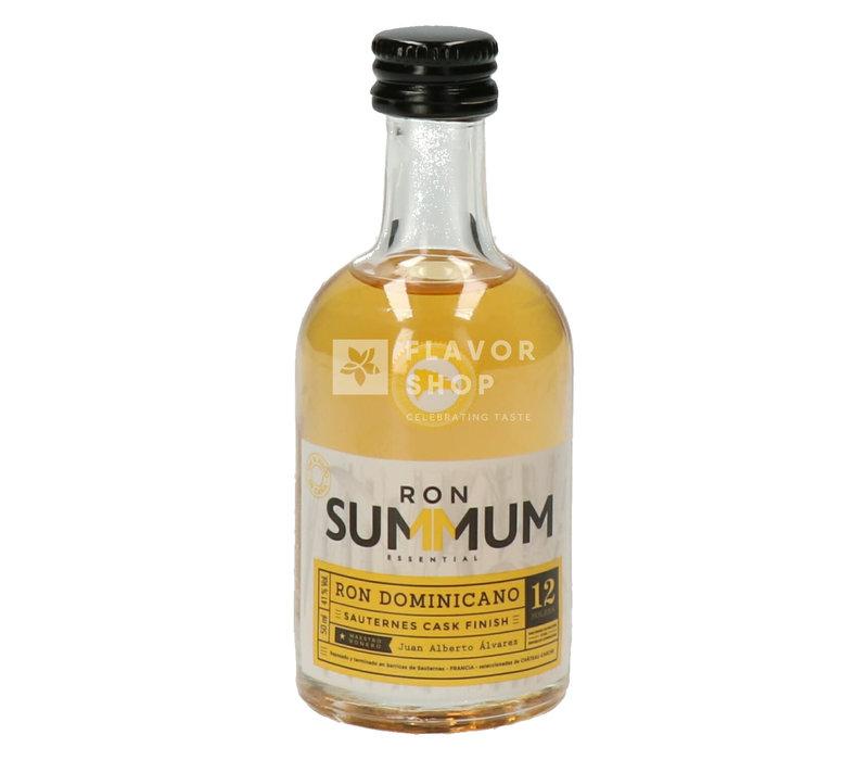 Summum / Cañero Rum Sauternes Finish Mini 5cl