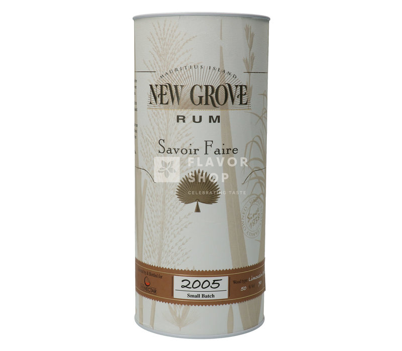 New Grove Small Batch 2005 Limousin Oak Rum