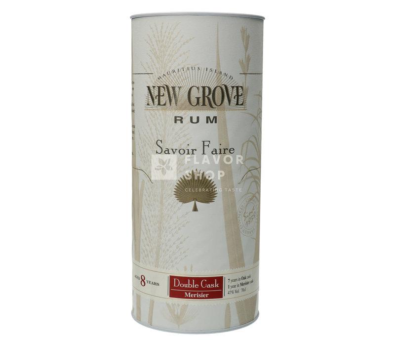 New Grove Double Cask Merisier 8Y Rhum