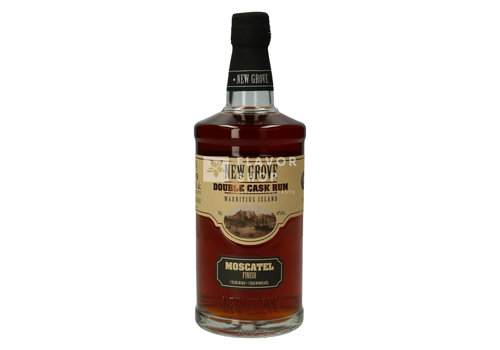 New Grove Double Cask Moscatel 8Y Rum
