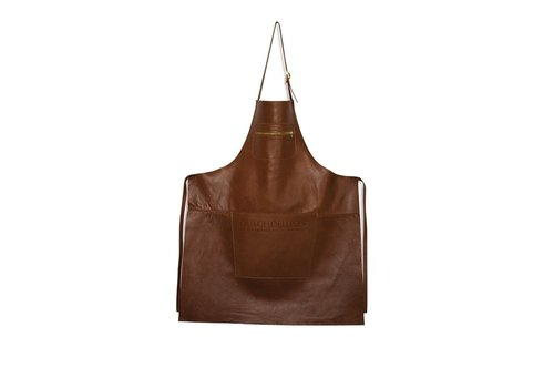 DutchDeluxes Tablier Perfo Classic Brown