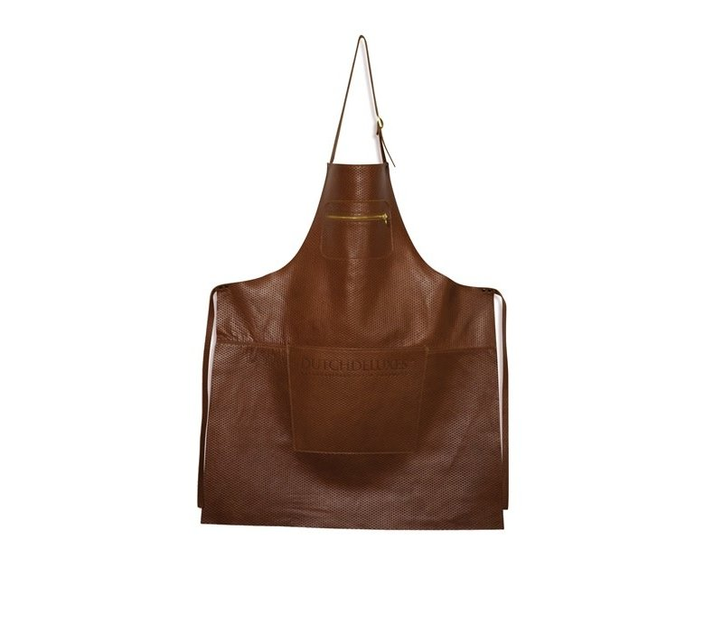 Tablier Perfo Classic Brown