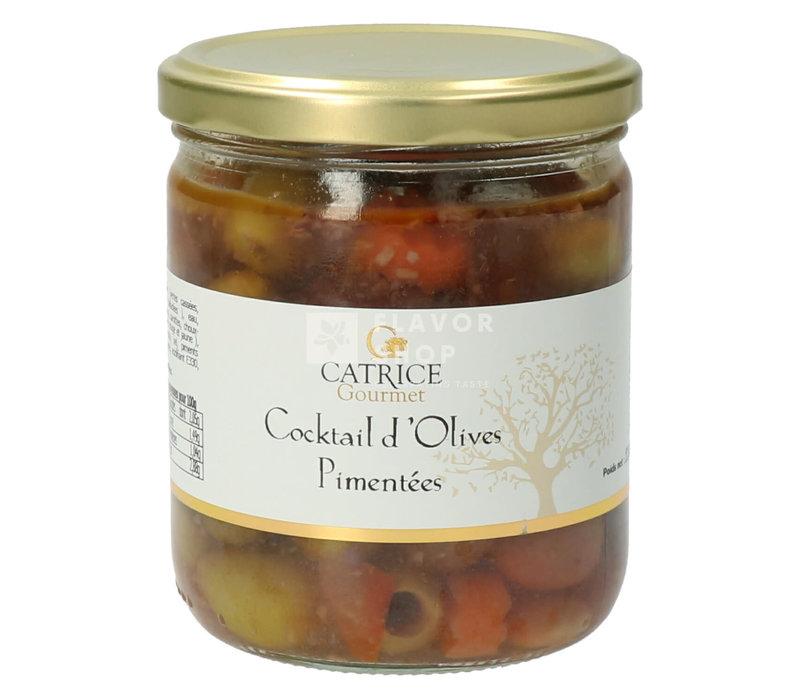 Cocktail d'Olives Pimentées