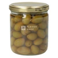 Olives Picholine vertes au fenouil