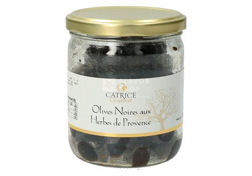 Catrice Gourmet Zwarte Olijven met Provençaalse kruiden