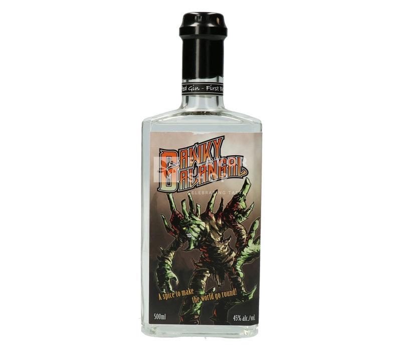 Gawky Galangal Gin