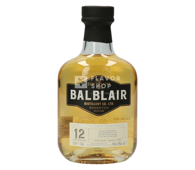 Balblair 12y Whisky