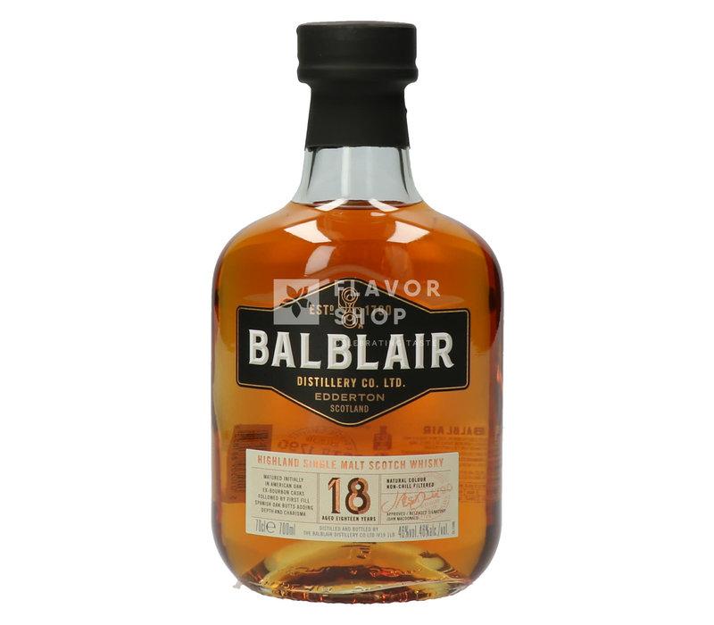 Balblair 18y Whisky