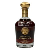 Rum Diplomatico Ambassador Leather Giftbox