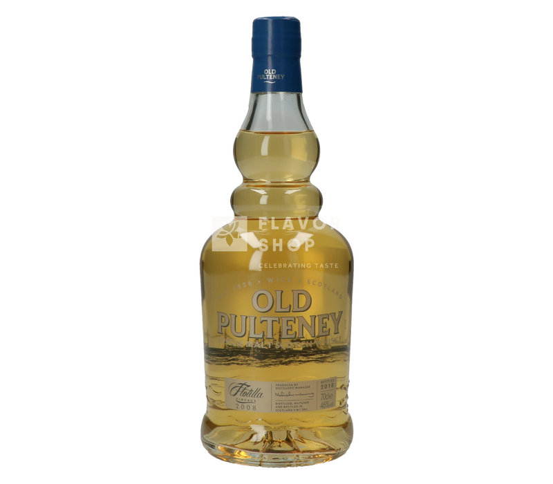 Old Pulteney Flotilla 2008 Vintage Whisky