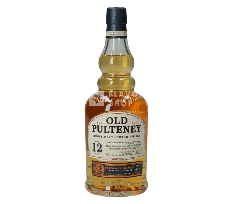 Old Pulteney 12Y Whisky