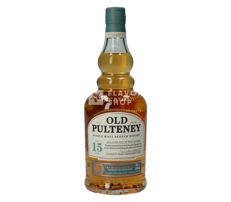 Old Pulteney 15Y Whisky