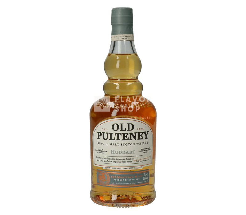 Old Pulteney Huddart Fine Oak Matured Whisky