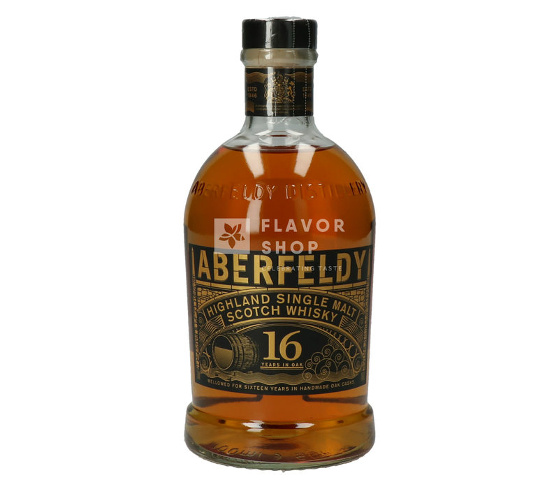 Whisky Aberfeldy 16 Years