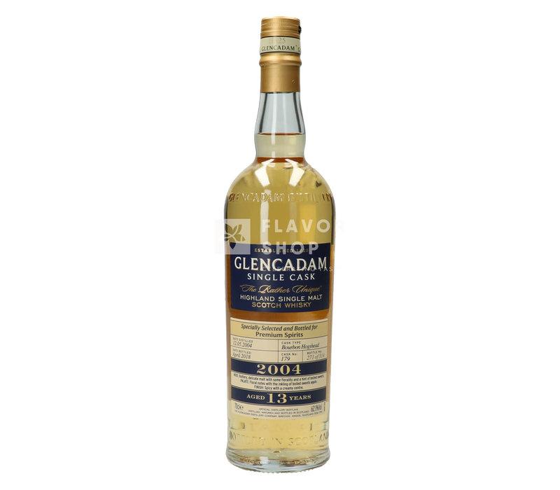 Glencadam 2004 Cask 179 Whisky - Special Bottling PS