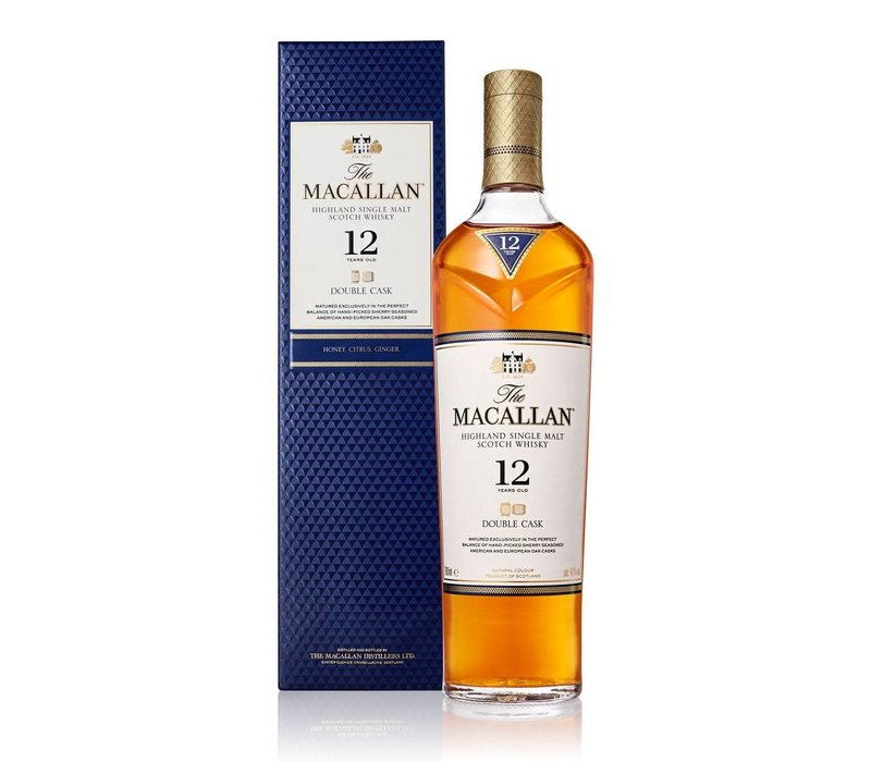 The Macallan 12 years Double Cask Whisky