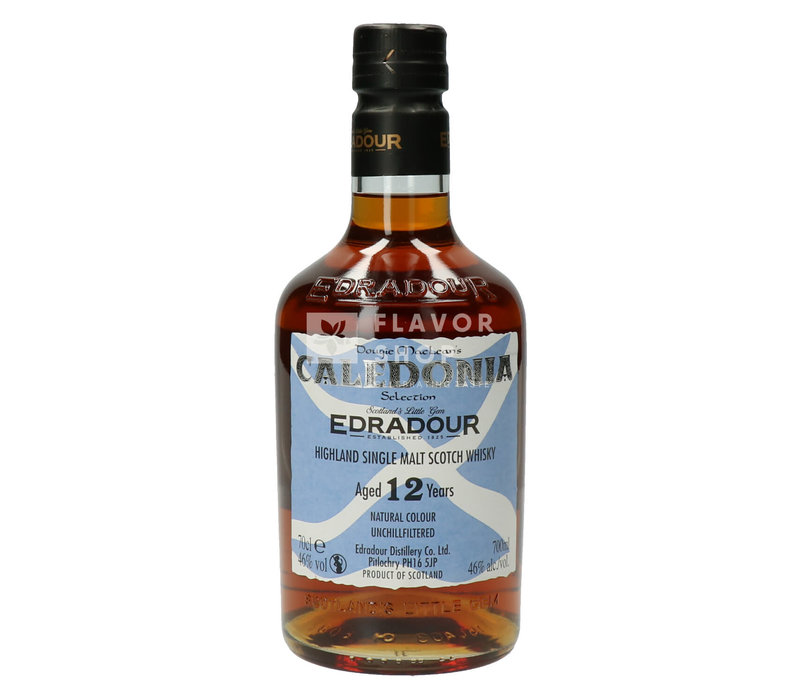 Edradour Caledonia 12Y Whisky