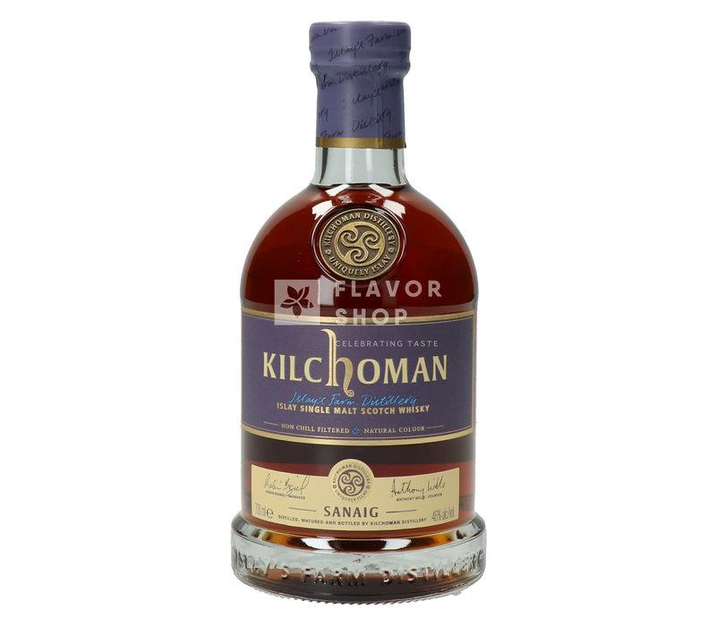 Kilchoman Sanaig Whisky