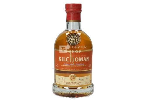 Kilchoman Belgium Bourbon Sherry Str Small Batch