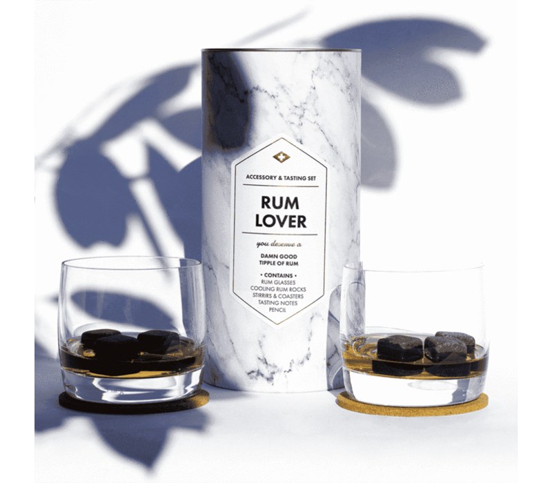 Rum Lover's Kit (Accessory and Tasting Kit)